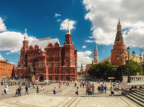 Тоp 10. The iconic landmarks of Moscow