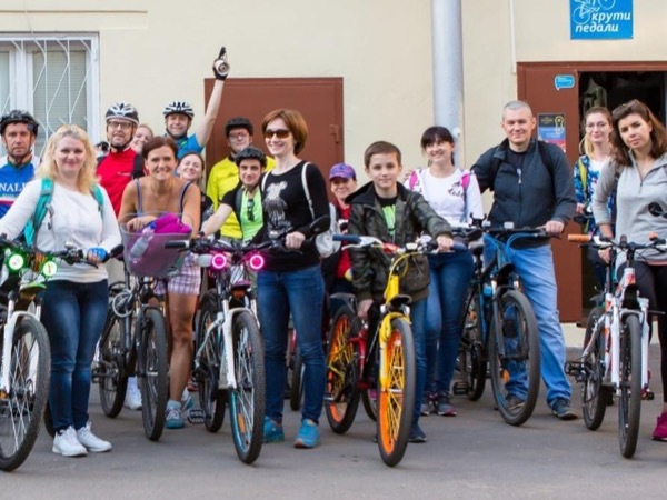 360º Moscow Private Tour by bicycle