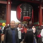 Private tour guide Hiroshi