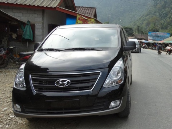 Private driver Luang Prabang to Vang Vieng
