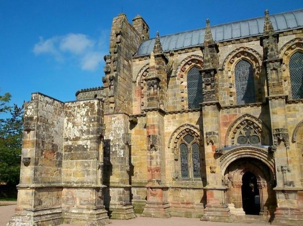 Edinburgh City & Rosslyn Chapel Tour