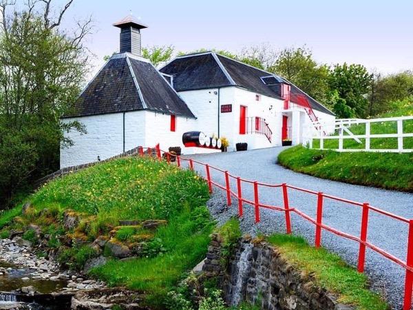 Highland Perthshire & Edradour Distillery Tour