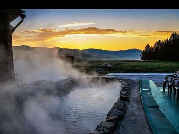 Tsenkher Hot Spring Resort