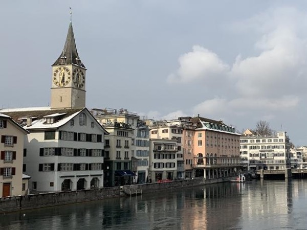 Sights and Tastes of Zürich