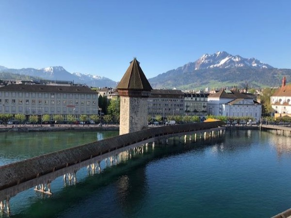 Lucerne City Walk