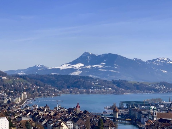 Lucerne City Walk and Wellness