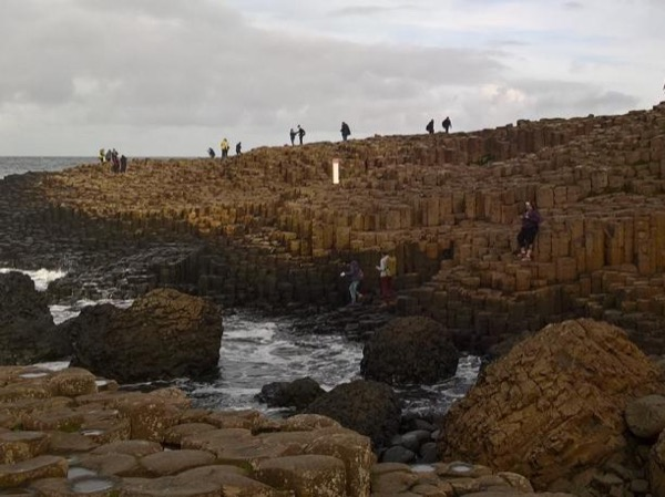 Private Day Trip to the world famous Giant's Causeway