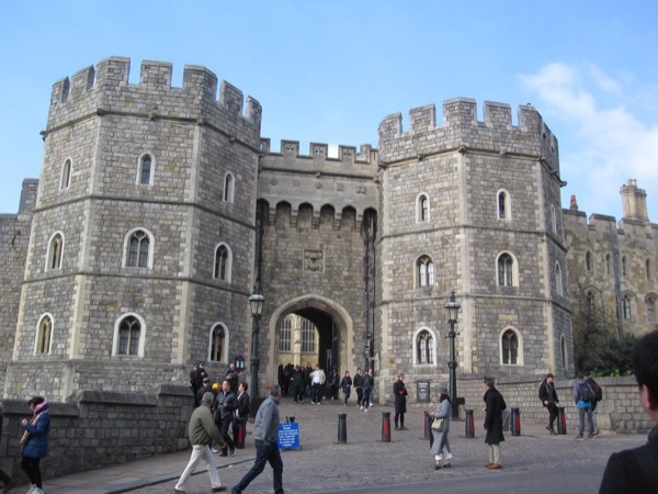 Windsor Castle with a Private Tour Guide