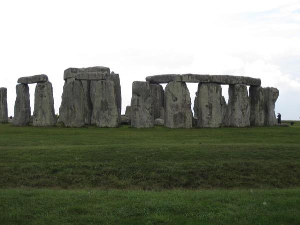Stonehenge-Britain's most famous prehistoric monument Plus ancient Salisbury