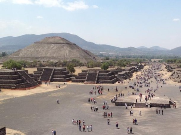 Teotihuacan: The City Where Men Became Gods