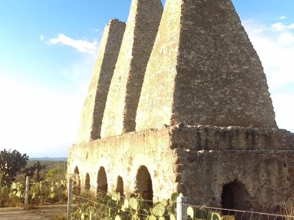 An ancient mining town, POZOS will astonish you!