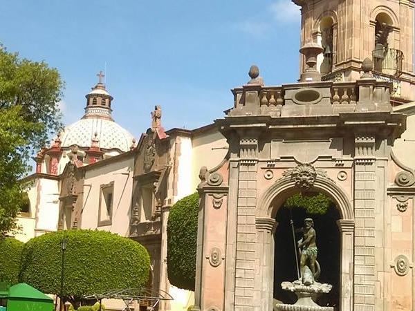 Querétaro, the place of conspiracy - A Private Tour