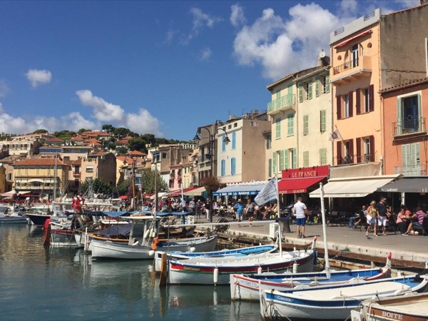 Private tour to Cassis, Bandol and Le Castellet