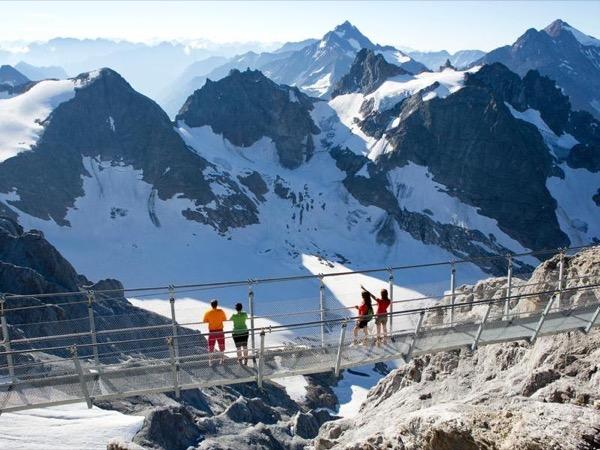 Titlis's glacier Experience (7h)