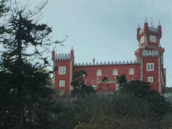 Half Day Luxury Sintra Tour