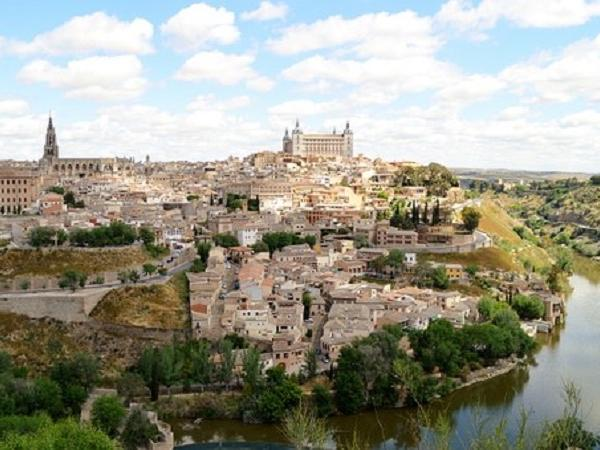 Private tour to Toledo full day 7h, by high speed train