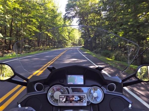 Central Florida Motorcycle Tour