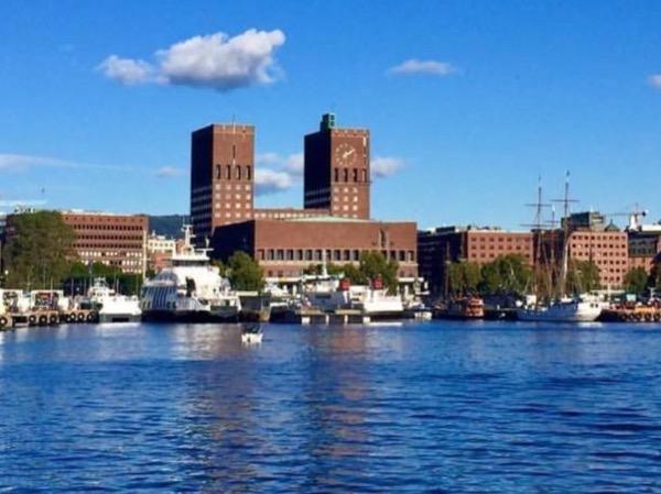 Oslo 3 Hours Walking Tour