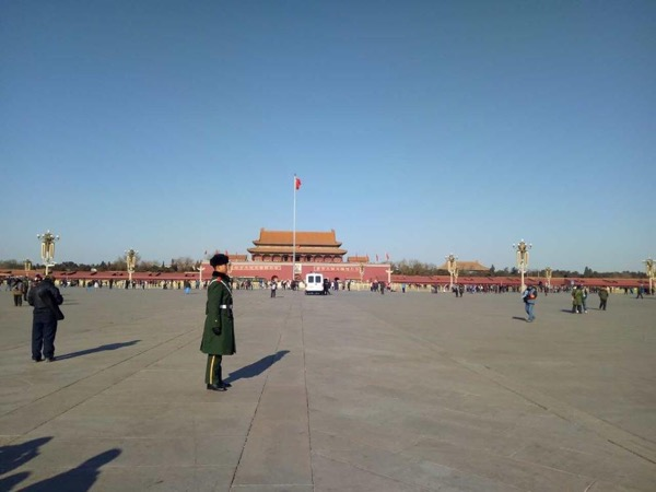 A half day private tour of the Forbidden City and the Tian'an men Square.