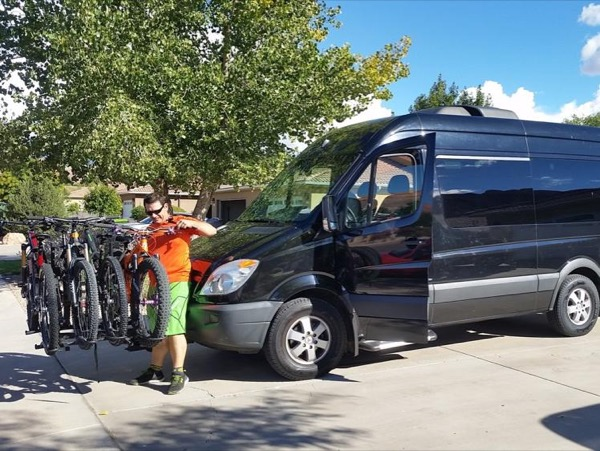 Denver History and Culture Biking Private Tour