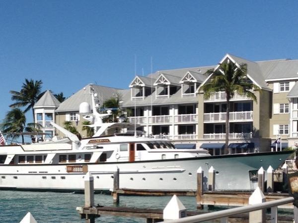 Key West by land shore excursion
