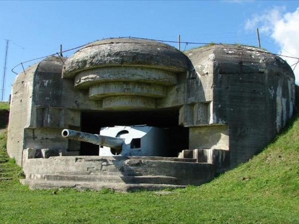 Hitler's 'Atlantic Wall' Fortification Complex - Private Tour