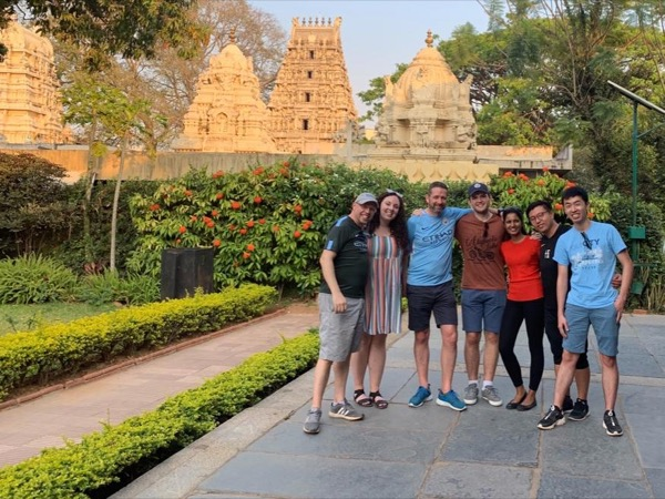 Heritage Walking tour in the heart of Bangalore