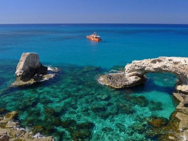 Cape Greko Private Tour from Larnaca, Cyprus
