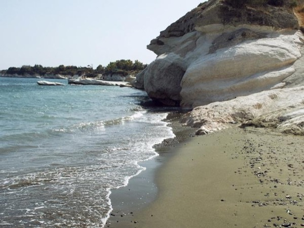 White cliffs - Private Tour on the East Coast of Cyprus
