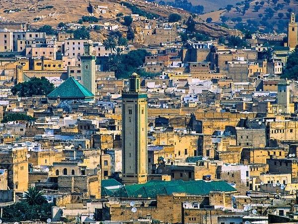 Private Tour : Guided Walking Tour FEZ