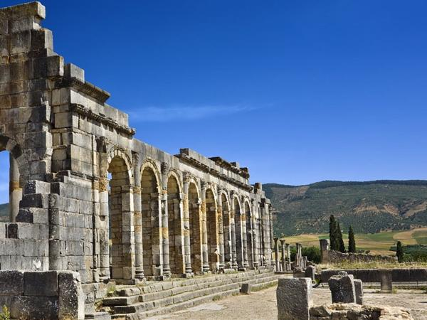Volubilis and Meknes Private Tour from Fez