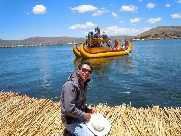 Uros Floating Islands Private Tour by motor-boat