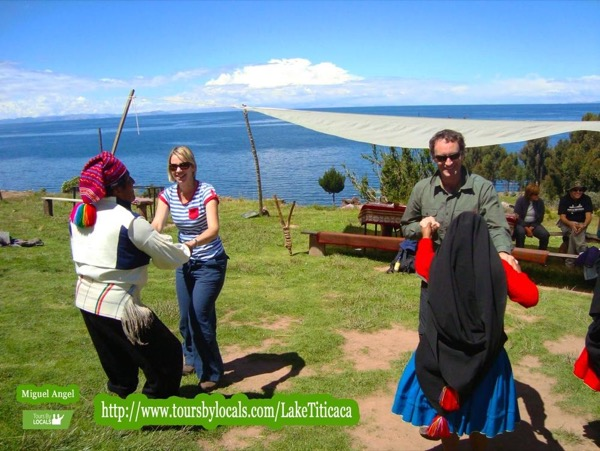 Titicaca full day Open lake (Uros and Taquile - Speed boat)