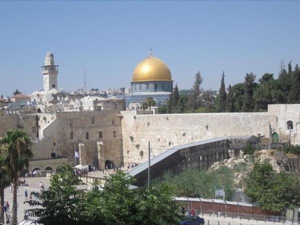 Jerusalem inside the Walls