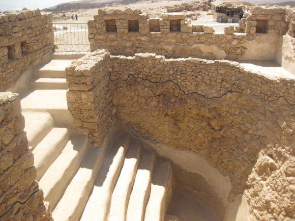Private tour to Masada and the Dead Sea