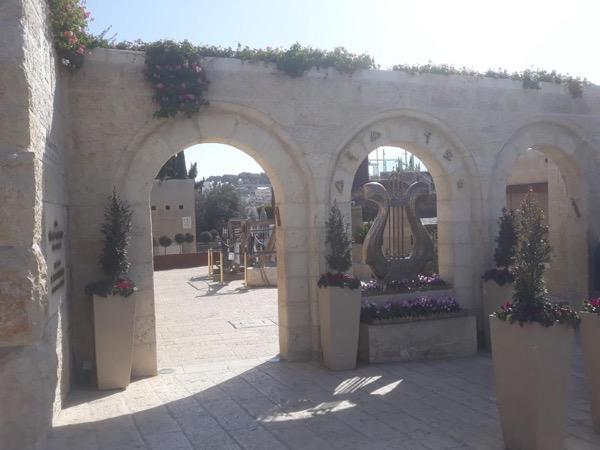City of David Tour - Where Jerusalem began