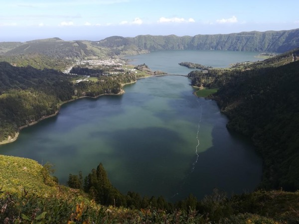 Sete Cidades in a Private Half Day Tour