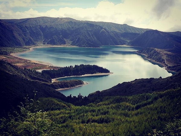 Sete Cidades & Lagoa do Fogo in a Private Full Day Tour