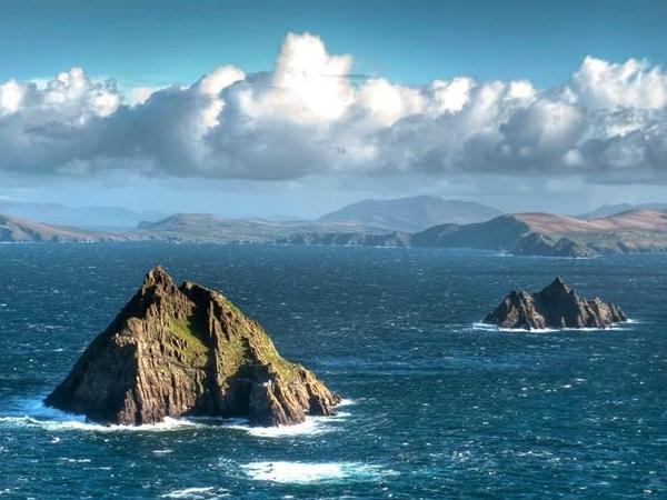 Ring of Kerry Car Tour - including Skellig Ring