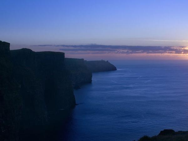 Cliffs of Moher and Clare Coast Car Tour