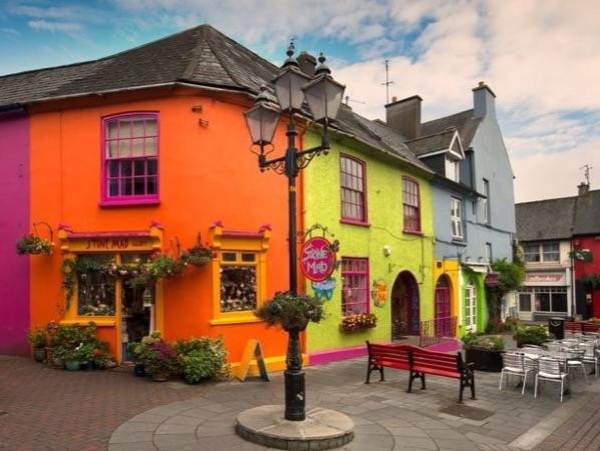 Group Shore Tour to Kinsale, Blarney and/or Midleton, Co. Cork