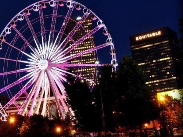Atlanta Bus tour
