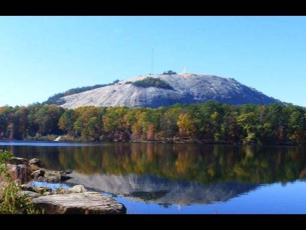 Tour and Hike of Stone Mountain Park - A Trip out of Atlanta