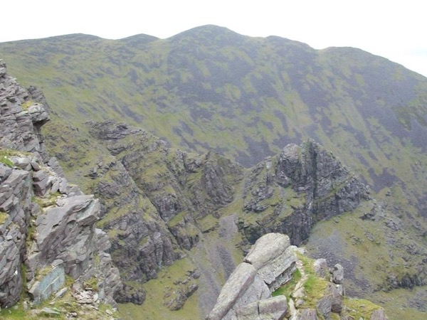 Hike to top of Carrauntoohil