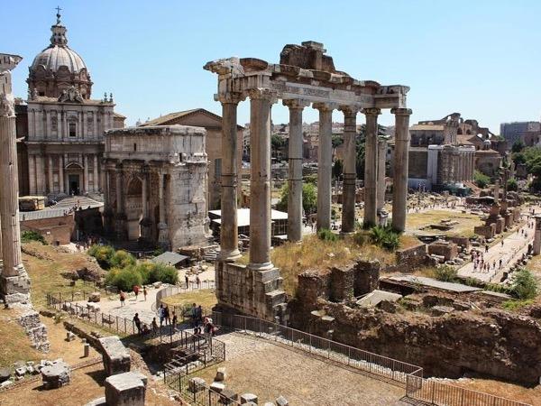 Ancient Rome - Walking Tour