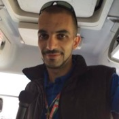 Private tour guide Ramzi