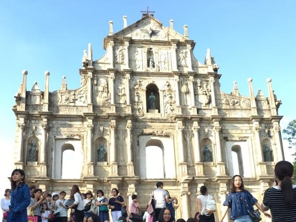 Macau Full Day Private Tour
