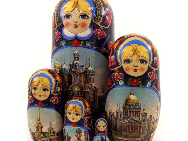 April Special Offer: Saint Petersburg Flexible Tour