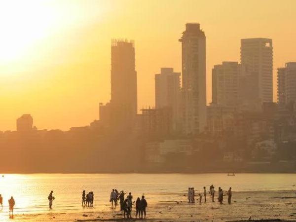 Mumbai By Dawn