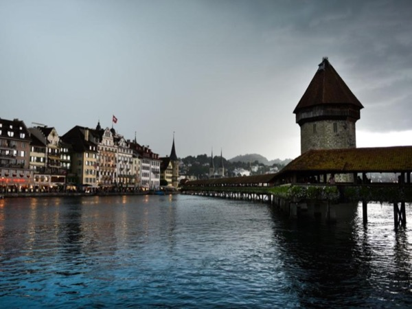 From Bern to Lucerne City